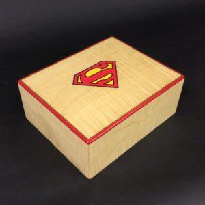 Superman Custom Humidor
