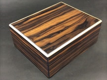 Ebony Humidor for sale online