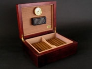 Handcrafted Small Humidor