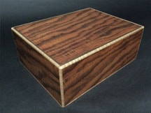 Cigar Box made from Walnut