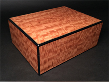 Humidors made from Eucalyptus