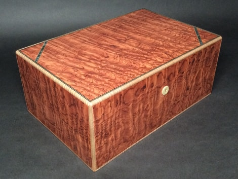 Made in the USA Humidor