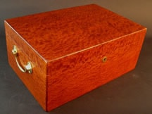 Lacewood Cigar Box