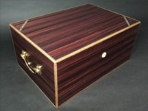 Indian Rosewood unique humidors