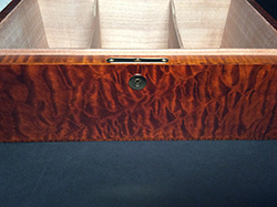 Michael Dixon Custom Humidor Hinges