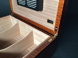 Custom Hinged Humidor